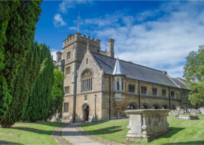 Oundle-Laxton